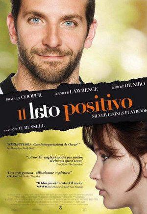 Il Lato Positivo - Locandina Cinematografica