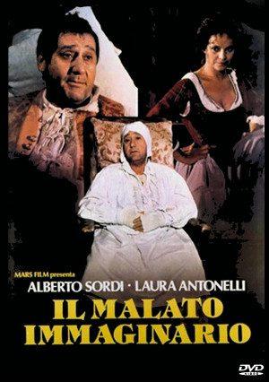 Il Malato Immaginario. DVD Cover