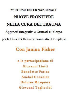 Nuove Frontiere nella cura del trauma