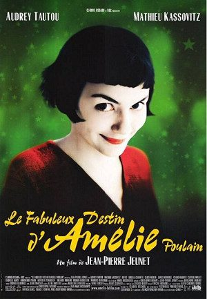 Il favoloso Mondo di Ameliè. Jean-Pierre Jeunett (2002). Locandina