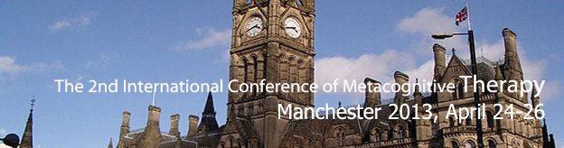 Manchester - Congresso Internazionale di Terapia Metacognitiva