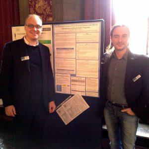 Prof. Marcantonio Spada e Gabriele Caselli Ph.D al Secondo Congresso Internazionale di Terapia Metacognitiva - Manchester 2013