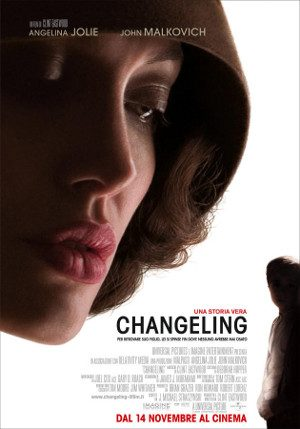 Changeling - Cinema & Psicoterapia #4. Locandina Cinematografica
