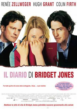 IL DIARIO DI BRIDGET JONES. LOCANDINA