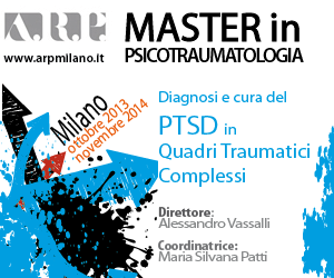 ARP Master in Psicotraumatologia 2013