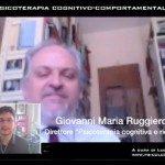 Psicoterapia Cognitivo-Comportamentale: Intervista a Giovanni Ruggiero