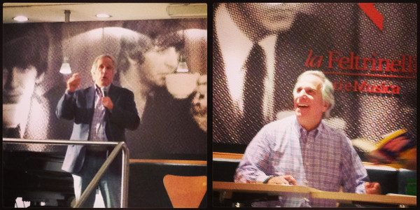 Henry Winkler  Conferenza Dislessia Milano - State of Mind