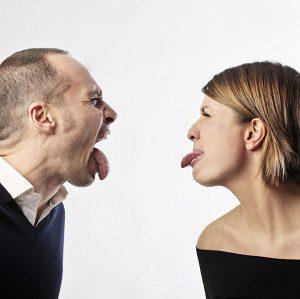 Attacca con umorismo- l'uso dell'umorismo nei conflitti di coppia. -Immagine: © olly - Fotolia.com