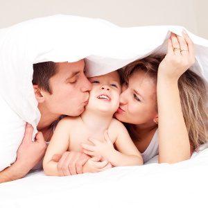Niente sesso dopo l'arrivo di un bebè . - Immagine: © LanaK - Fotolia.com