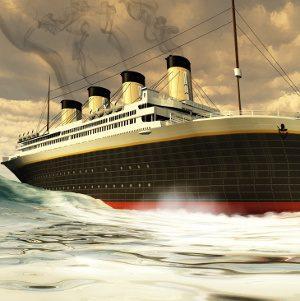 Tribolazioni 12 - La sindrome del Titanic . - Immagine: © Catmando - Fotolia.com