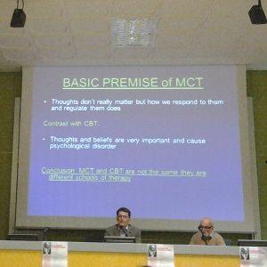 Congresso nazionale Rimini 2013 Metacognizione e intervento clinico