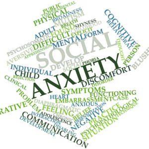 Dimaggio ansia sociale - Immagine: © intheskies - Fotolia.com - SQUARE