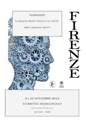 schema therapy in azione workshop firenze
