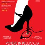 Venere in pelliccia. -Immagine: locandina