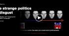 Orientamento politico e il senso di disgusto: una singolare correlazione