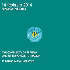 18° Congresso SOPSI Torino 2014 - Sessione Plenaria C. Katona - Trauma