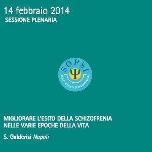 SOPSI 2014 - Plenaria Silvana Galderisi