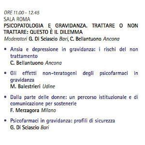 SOPSI 2014 - Psicopatologia e Gravidanza