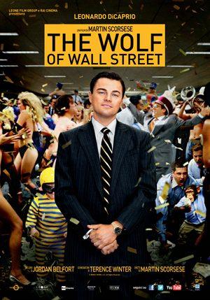 The Wolf of Wall Street di Martin Scorsese (2014)