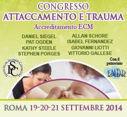 ISC Attaccamento e Trauma 2014 - Fino al 16 Settembre SIDEBAR ALTA