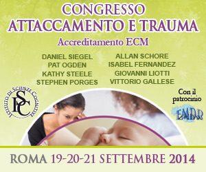 ISC Attaccamento e Trauma 2014 - Fino al 16 Settembre HOMEPAGE LEFT