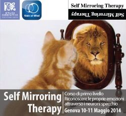 SELF MIRRORING THERAPY 10 Maggio