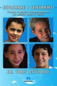 Tony Atwood - Esplorare i sentimenti - copertina