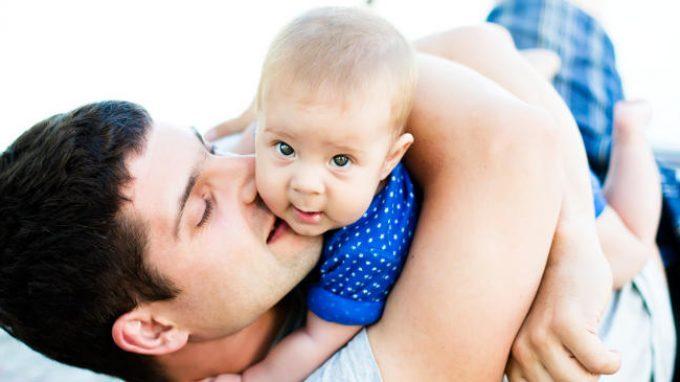 Anche i papà possono essere brave mamme