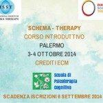 Schema Therapy - Corso di introduzione 2014