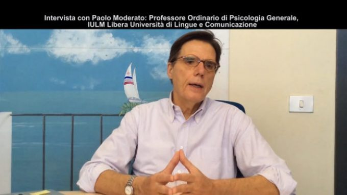Psicoterapia: intervista con Paolo Moderato – Ricerca & Psicoterapia