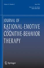 Journal of Rational Emotive Cognitive Therapy