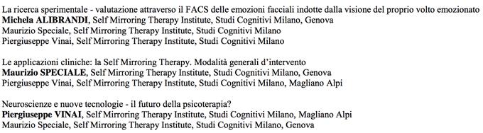 Neuroni specchio dalla ricerca alle applicazioni in - Neuroni specchio empatia ...