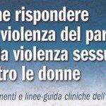 Linee guida per il supporto alle donne vittime di violenza