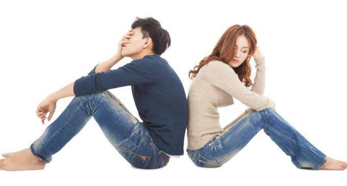 Relazioni infelici: perchè la coppia non scoppia?