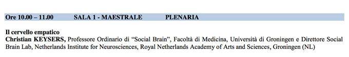 SITCC 2014 - Plenaria Keysers