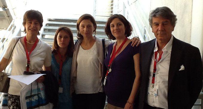Servizio perinatale -  foto simposio - sitcc 2014