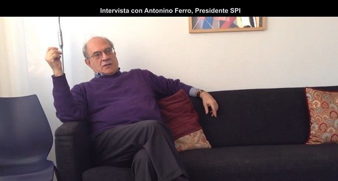 Psicoanalisi: intervista con Antonino Ferro – I Grandi Clinici Italiani