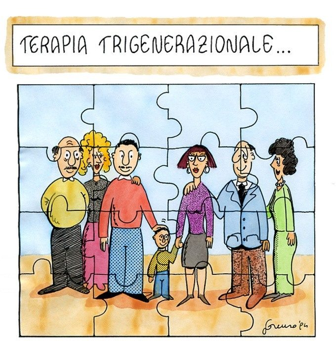 Terapia Trigenerazionale
