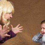 interazioni disorganizzate e sintomi clinici nella media infanzia