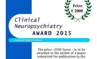 Bando ricerca: Clinical Neuropsychiatry Award 2015