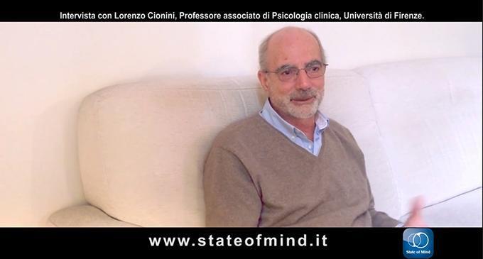 Psicoterapia: Intervista con Lorenzo Cionini