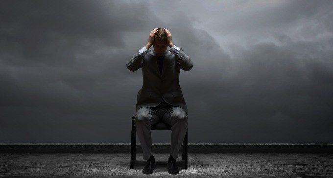 La depressione e i pensieri negativi e pessimisti circa se stessi e il proprio futuro