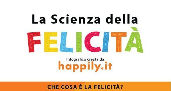 La felicità: cos'è e come funziona – Infografica – Psicologia