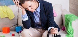 Genitori depressi: quali effetti sui bambini piccoli?