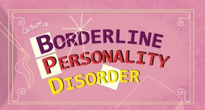 Il Disturbo Borderline di Personalità raccontato in un video