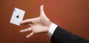 Scegli una carta qualsiasi dal mazzo: magia o psicologia?