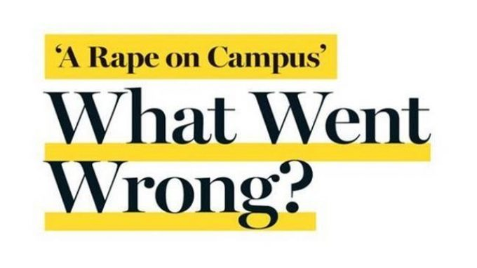 L'articolo infondato di Rolling Stone: Negligenze ed Euristiche