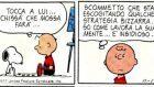 E' davvero così minaccioso? – I Peanuts alleati nella vita e nella Psicoterapia – 01