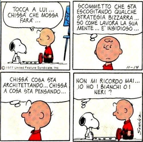 Charlie Brown - Peanuts - 1 Rimuginio