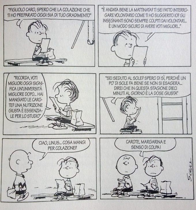Linus e il senso di colpa - Peanuts Nr.04